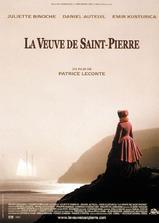 圣皮埃尔的寡妇海报