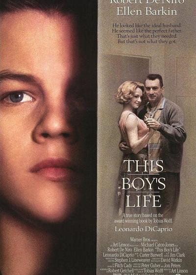 男孩的生活海报