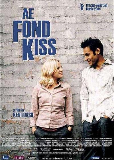 爱之吻海报