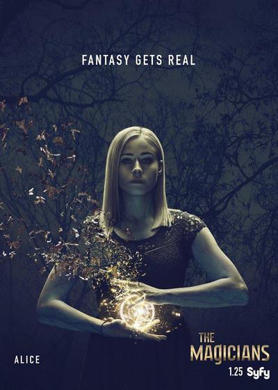 魔法师 第二季海报