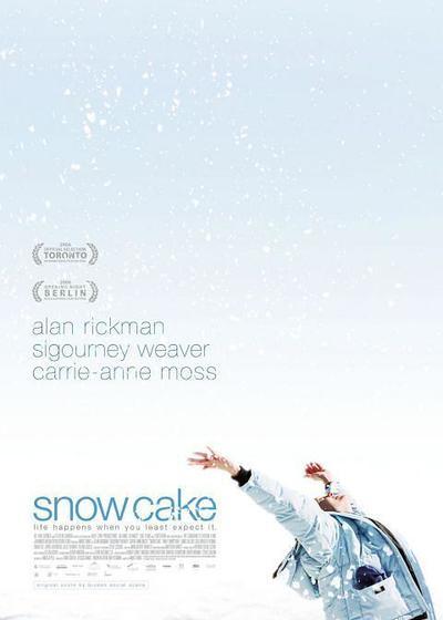 雪季过客海报