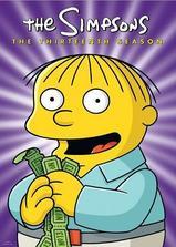 辛普森一家  第十三季海报