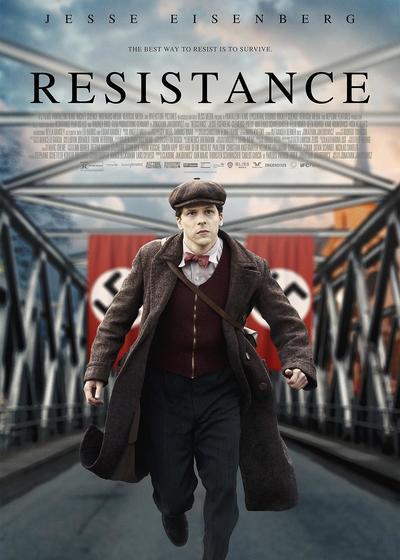 无声的抵抗海报