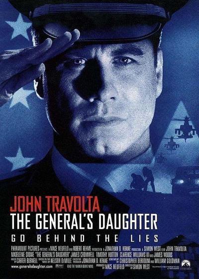 将军的女儿海报