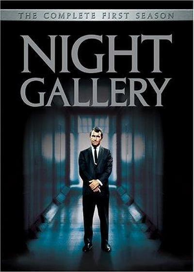 夜间画廊 第一季海报