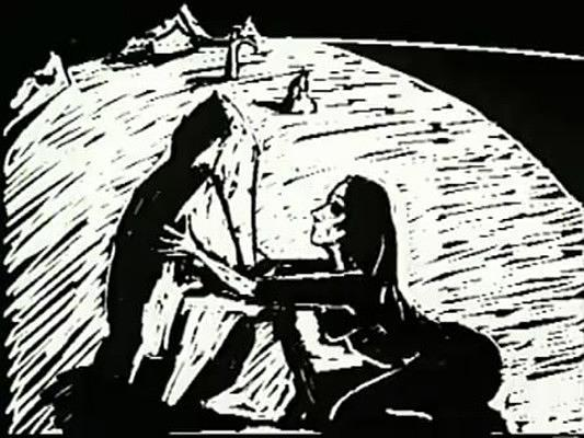 死神与母亲