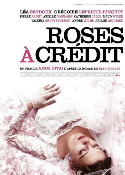 玫瑰信贷海报
