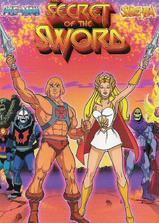 圣剑的秘密海报