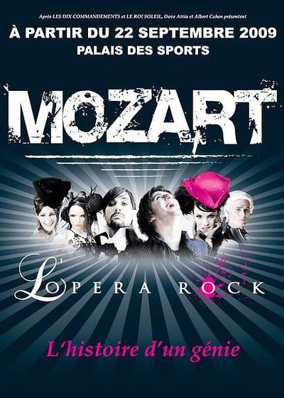 摇滚莫扎特海报