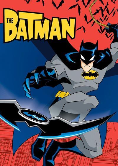 新蝙蝠侠 第四季海报