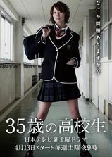 35岁的高中生海报