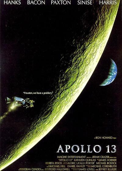 阿波罗13号海报