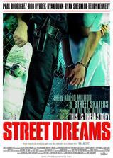街头梦想海报