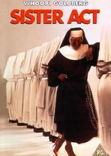 修女也疯狂海报