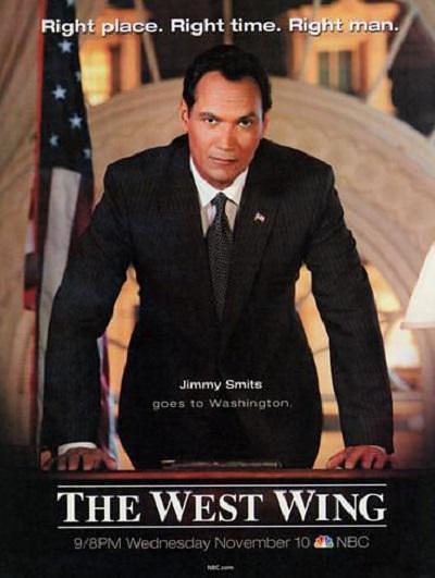白宫风云  第六季海报