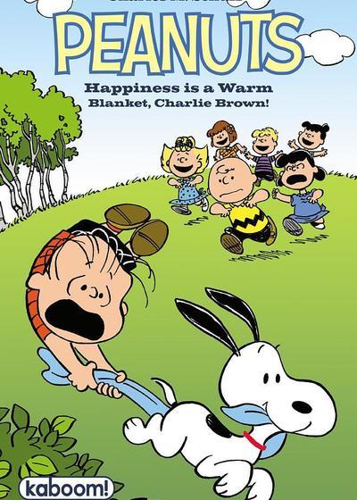 幸福是一条温暖的毛毯海报
