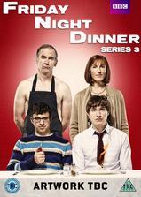 星期五晚餐 第三季海报