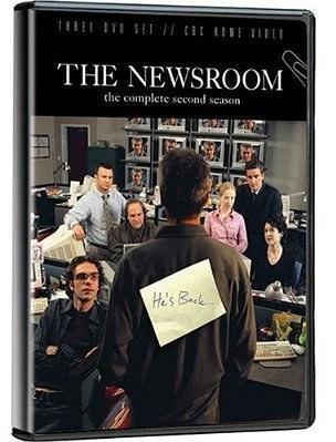 The Newsroom海报