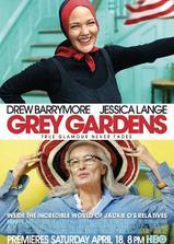 灰色花园海报