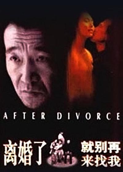 离婚了,就别再来找我海报