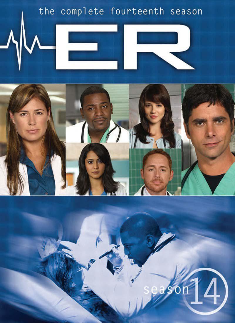急诊室的故事 第十四季