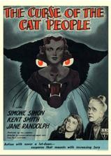 猫人的诅咒海报
