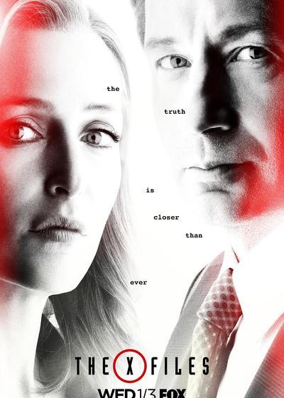 X档案 第十一季海报