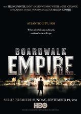 大西洋帝国 第一季海报