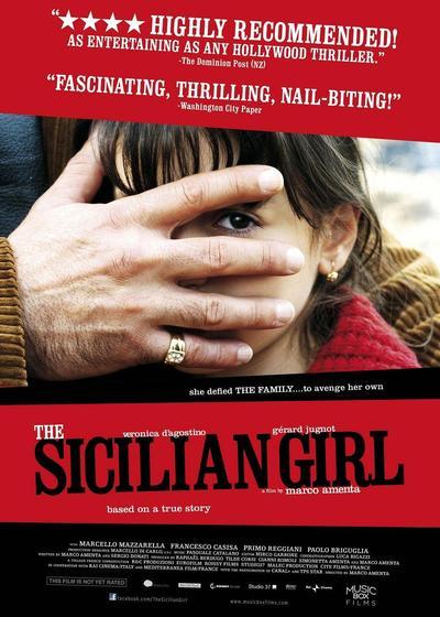 西西里女孩海报