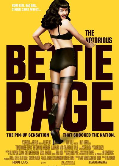 大名鼎鼎的贝蒂·佩吉海报
