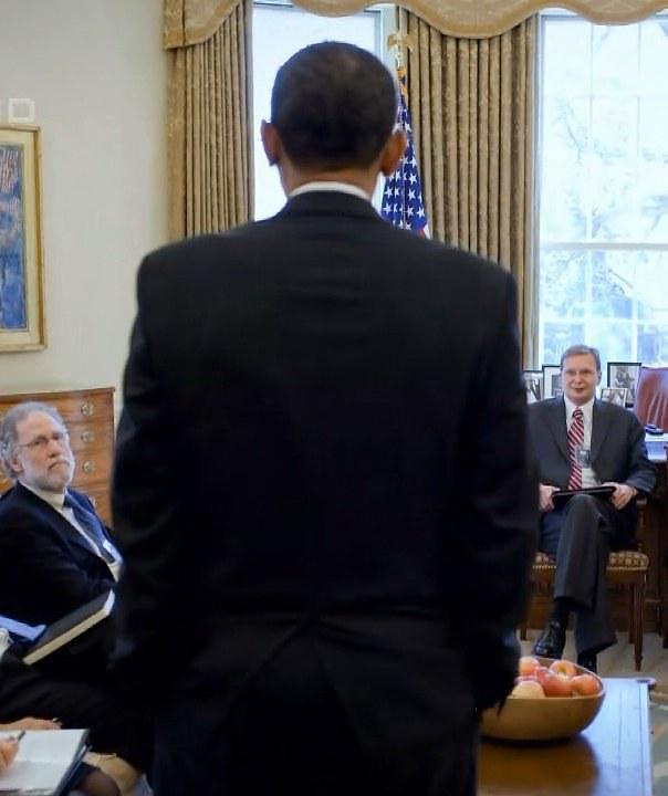 凤凰大视野 奥巴马的白宫岁月