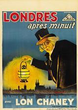 午夜伦敦海报