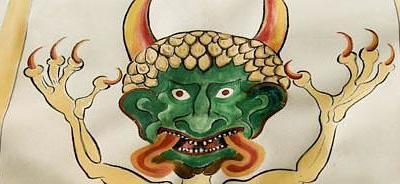 国家地理:魔鬼圣经海报