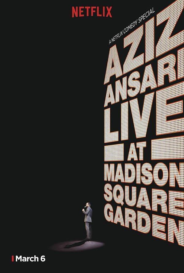 阿兹·安萨里:麦迪逊花园广场现演