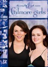 吉尔莫女孩 第六季海报