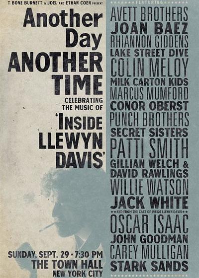 另一天,另一时:《醉乡民谣》原声音乐演唱会海报