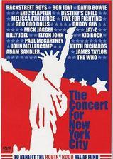 群星为纽约高歌音乐会海报