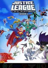 无限正义联盟 第三季海报