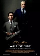 华尔街:金钱永不眠海报
