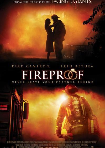 消防员海报