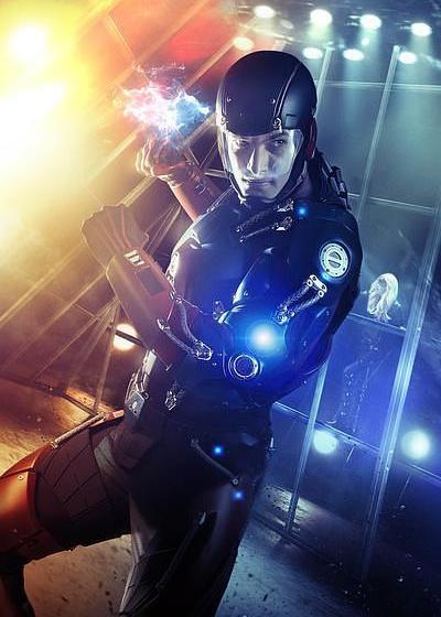 超级英雄格斗俱乐部海报