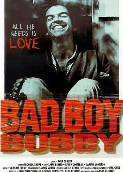 坏小子巴比海报