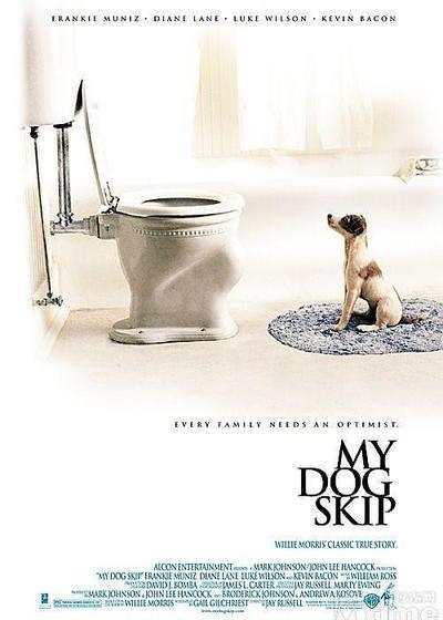 我的小狗斯齐普海报