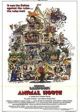 动物屋海报
