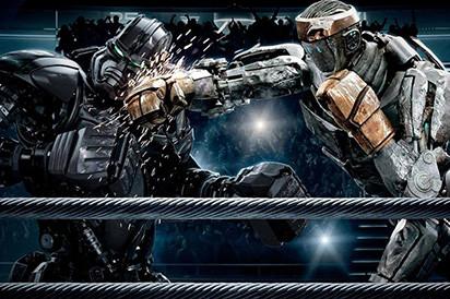 养眼系爽片,20万人打高分!机器人的超燃格斗