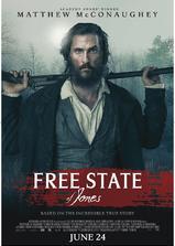 琼斯的自由国度海报