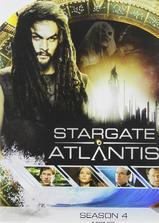 星际之门:亚特兰蒂斯  第四季海报