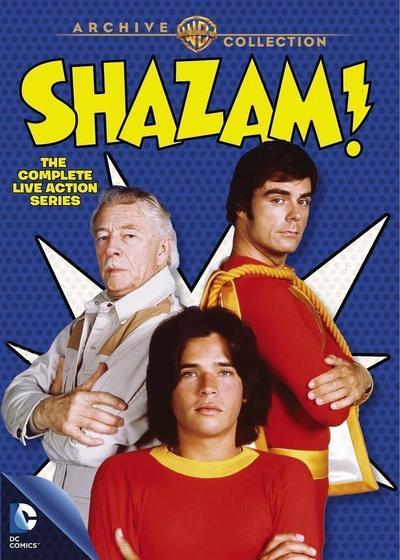 沙赞! 第三季海报