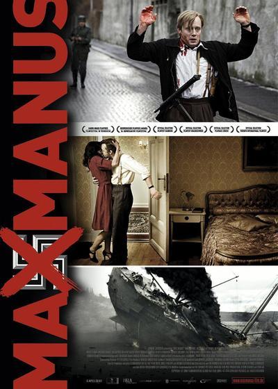 马克斯·马努斯海报