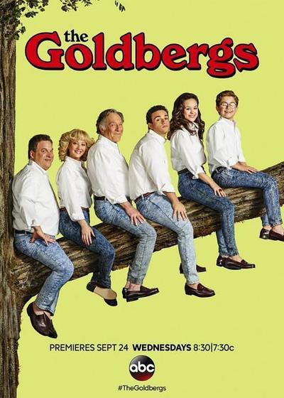 戈德堡一家 第二季海报